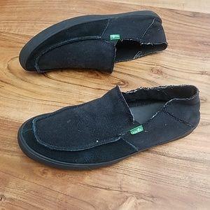 Sanuk Men's Vagabonde Loafers Flats 10
